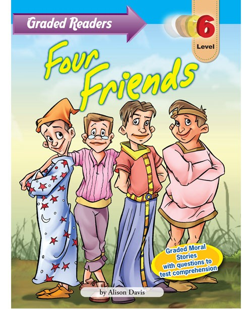 Graded Primary Readers Four Friends