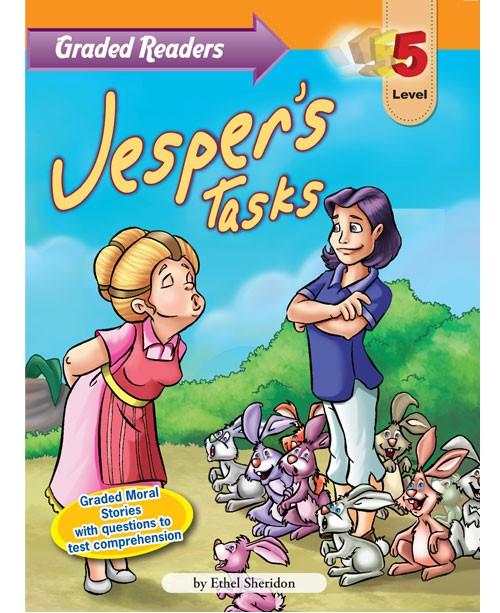 Graded Primary Readers Jesper's Tasks