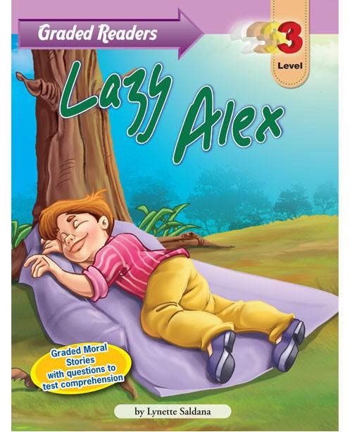 Graded Primary Readers Lazy Alex
