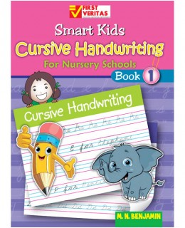 Cursive writing for nursery schools 1