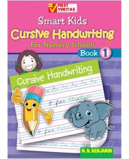 Cursive writing for nursery schools 1