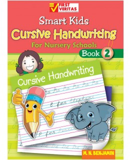 Cursive writing for nursery schools 2