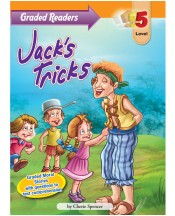 Graded Primary Readers Jack's Tricks