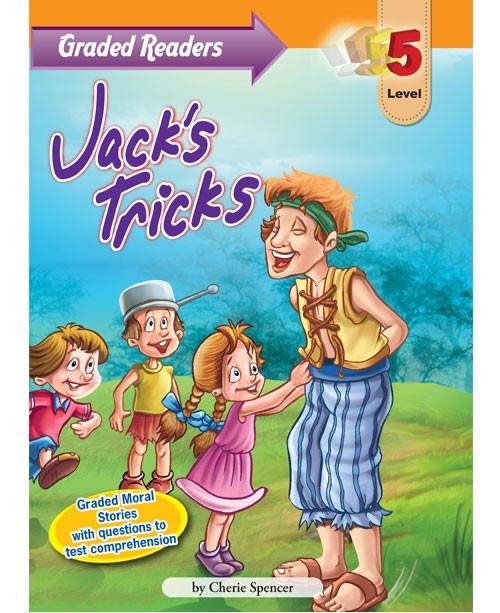 Graded Primary Readers Jack's Tricks
