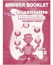 Quantitative Reasoning for Primary Schools Answer Book 5